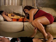 latin stepmom blowjob